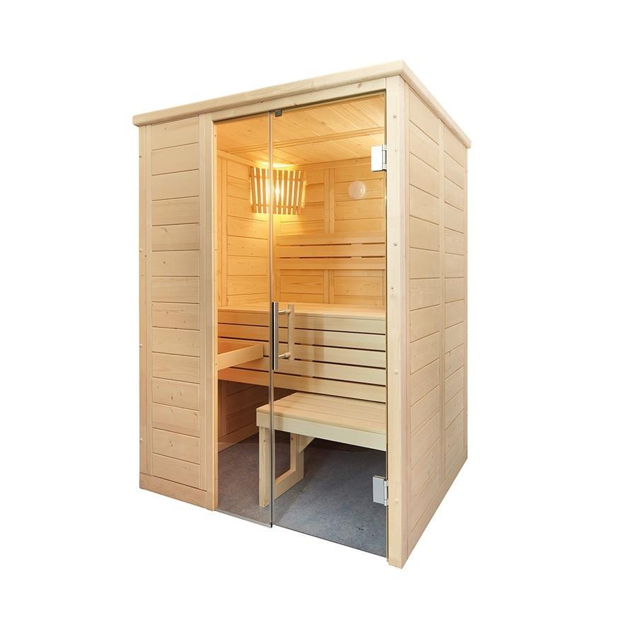 готовая баня для квартиры